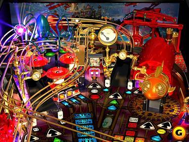 Pro Pinball: Fantastic Journey - Screenshot - Gameplay