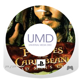 Pirates of the Caribbean: Dead Man's Chest - Fanart - Disc