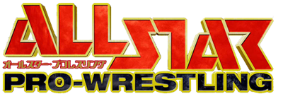 All Star Pro-Wrestling - Clear Logo
