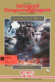 Advanced Dungeons & Dragons: Champions of Krynn