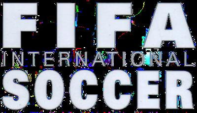 FIFA International Soccer - Clear Logo