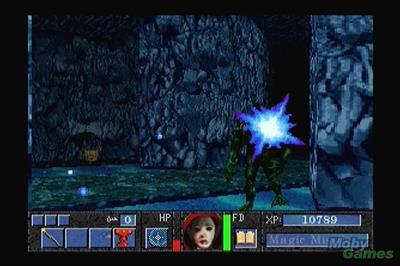 Advanced Dungeons & Dragons: DeathKeep - Screenshot - Gameplay