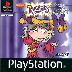 Rugrats: Totally Angelica - Box - Front