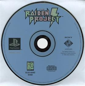 The Raiden Project - Disc
