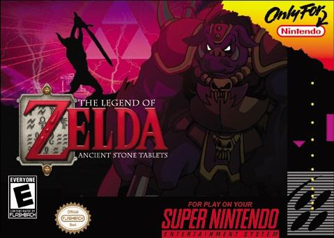 The Legend Of Zelda Ancient Stone Tablets Details
