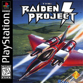 The Raiden Project - Fanart - Box - Front