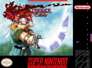 Chrono Trigger: Crimson Echoes - Fanart - Box - Front