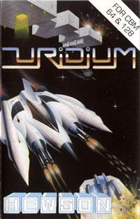 Uridium - Box - Front