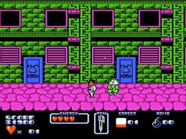 Cool World - Screenshot - Gameplay