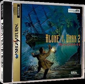 Alone in the Dark: One-Eyed Jack's Revenge - Box - 3D