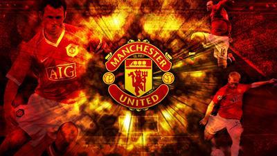 Manchester United Championship Soccer - Fanart - Background