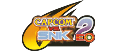 Capcom vs. SNK 2 EO - Clear Logo