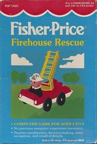 Fisher-Price: Firehouse Rescue