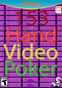 153 Hand Video Poker - Box - Front
