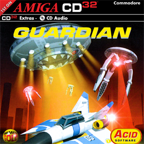 Guardian - Fanart - Box - Front