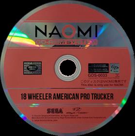 18 Wheeler: American Pro Trucker - Disc