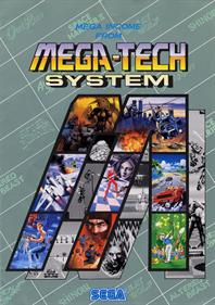 Altered Beast (Mega-Tech)