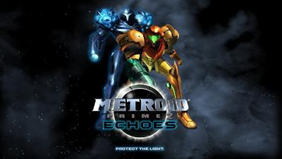 Metroid Prime 2: Echoes - Fanart - Background