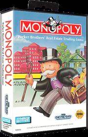 Monopoly - Box - 3D