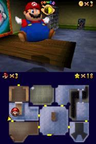 Super Mario 64 DS - Screenshot - Gameplay