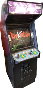 Darkstalkers: The Night Warriors - Arcade - Cabinet