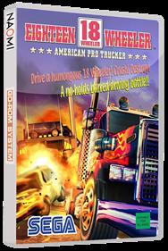 18 Wheeler: American Pro Trucker - Box - 3D