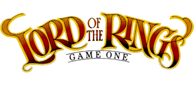 Lord of the Rings: Game One - Clear Logo