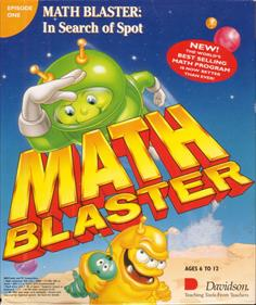 Math Blaster Episode 1: In Search of Spot