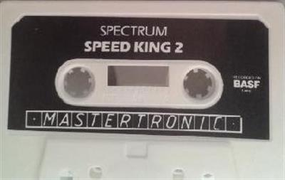 Speed King 2 - Cart - Front