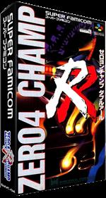 Zero4 Champ RR - Box - 3D