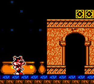 Titus the Fox - Screenshot - Gameplay