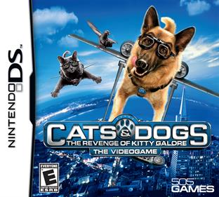 Cats & Dogs: The Revenge of Kitty Galore: The Videogame