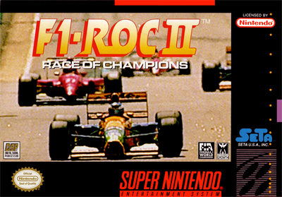 F1-ROC II: Race of Champions