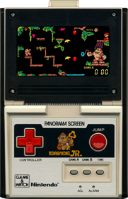 Donkey Kong Jr. (Panorama Screen) - Screenshot - Gameplay