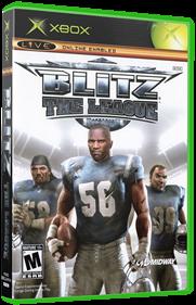 Blitz: The League - Box - 3D