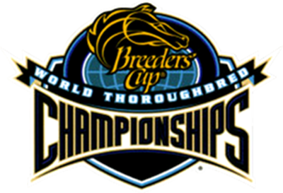 Breeders' Cup World Thoroughbred Championships - Clear Logo