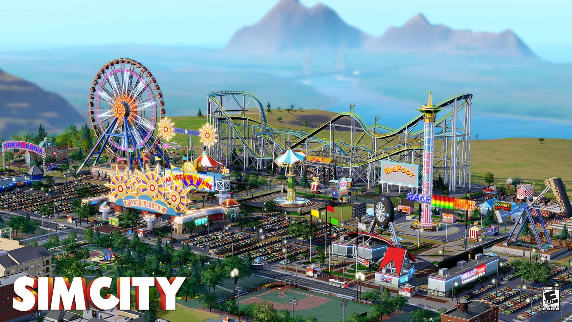 Sim city 4 launcher download