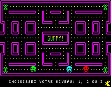 Guppy - Screenshot - Game Title