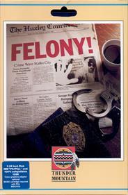 Mystery Master: Felony!
