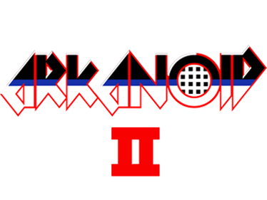 Arkanoid II - Clear Logo