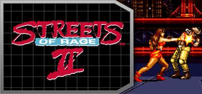 Streets of Rage 2 - Banner