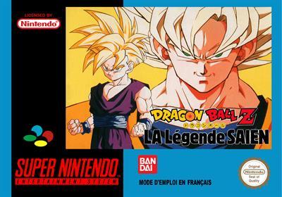 Dragon Ball Z: Super Butouden 2 - Box - Front