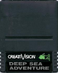 Deep Sea Adventure - Cart - Front