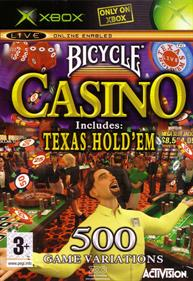 Bicycle Casino - Box - Front