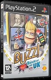 Buzz! Brain of the UK - Box - 3D