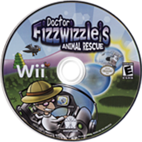 Doctor Fizzwizzle's Animal Rescue - Disc