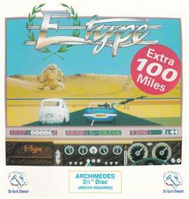 E-Type 100 Extra Miles