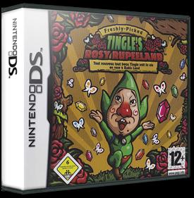 Freshly-Picked: Tingle's Rosy Rupeeland - Box - 3D