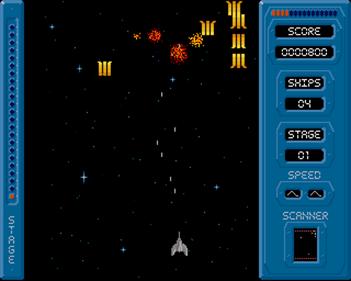 Phalanx - Screenshot - Gameplay