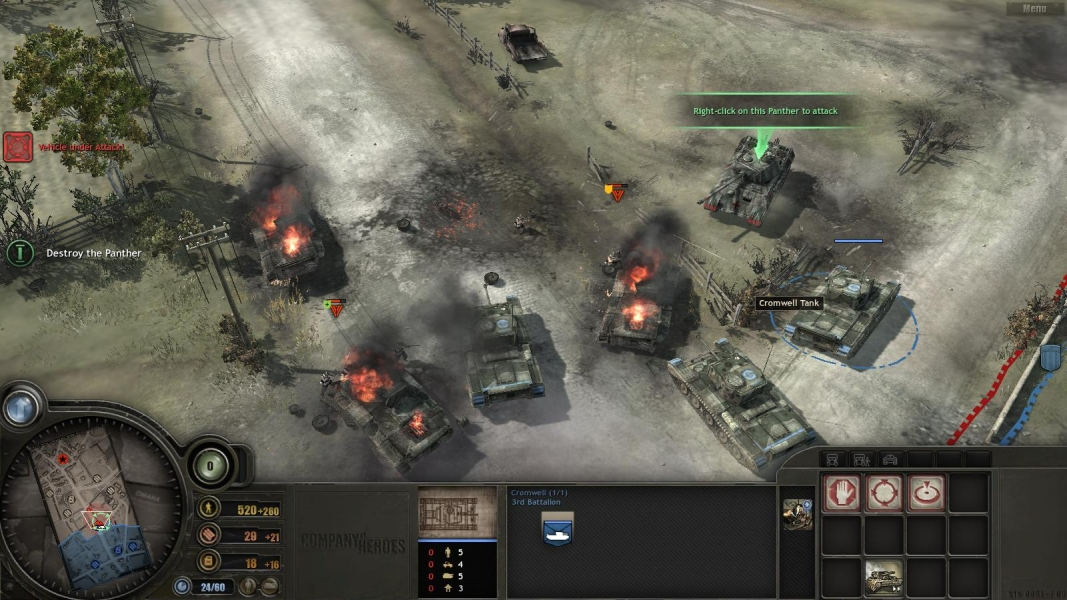 Company Of Heroes Opposing Fronts Details Launchbox Games Database